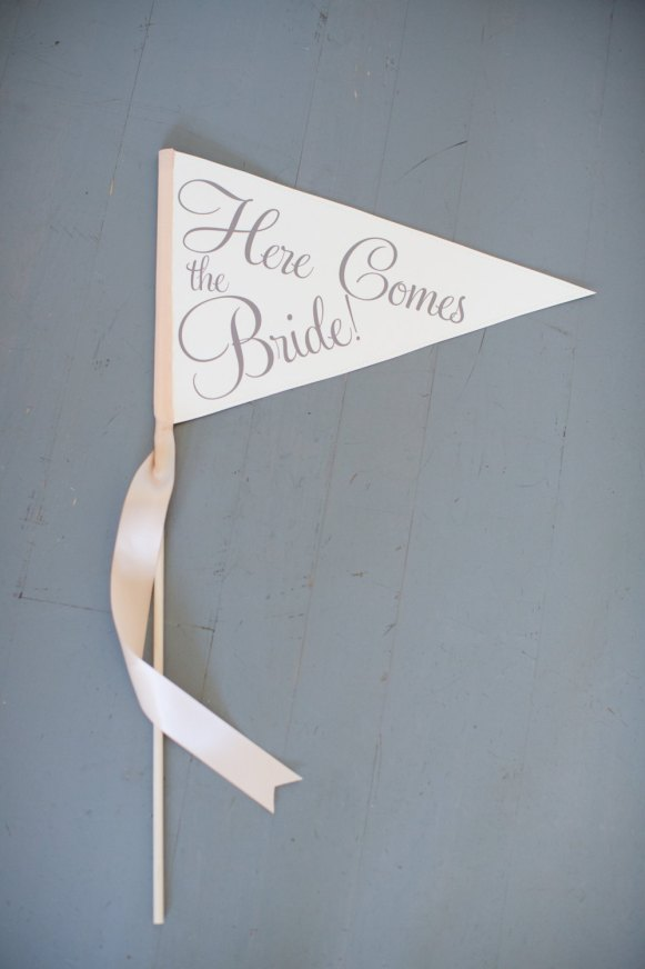 sign for ring bearer to carry