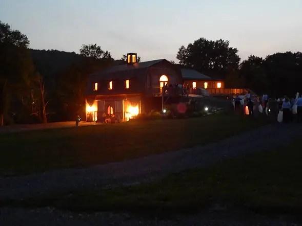 Barn Wedding Venues in Upstate New York