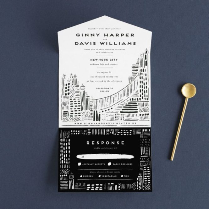 Affordable Wedding Invitations That