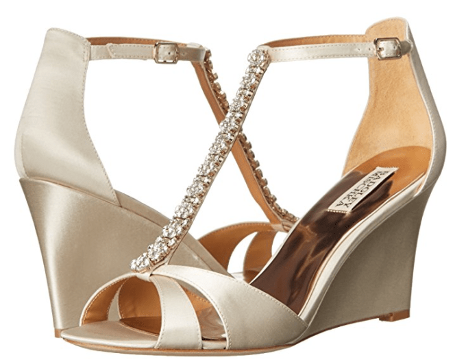 Comfortable Low Heel Wedding Shoes: 34 Cute + Most Comfortable Wedding Shoes Flats Wedges Heels