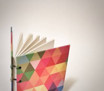 rainbow prism journal