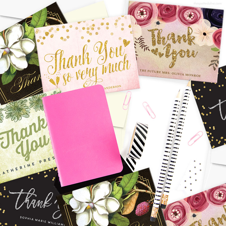 Wedding Thankyou Gifts: Wedding Thank You Card Wording For Cash Gift