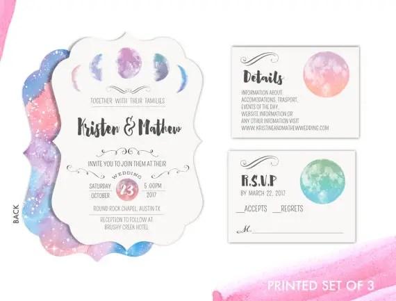 50 Romantic Moon Themed Wedding Ideas Bridalpulse