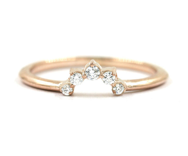 Where to Buy the Best Wedding Rings Emmaline Bride