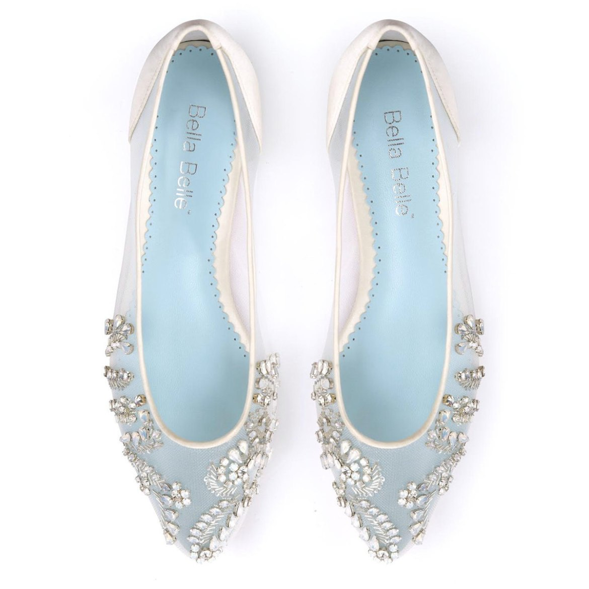 Pointed Toe Bridal Shoes That Will Make You So Happy
