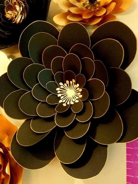 giant paper flower - 6
