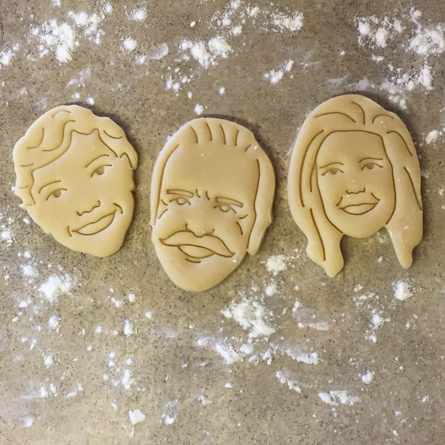 Personalized Cookie Cutters Made From Your Photo   Emmaline Bride