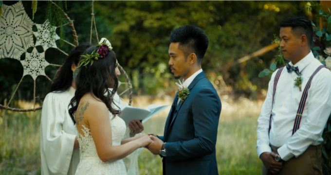 Cool + Breathtaking Wedding at Yosemite National Park!(VIDEO) -
