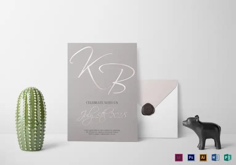 printable wedding invitation templates via https://www.besttemplates.com?aff=1671086252