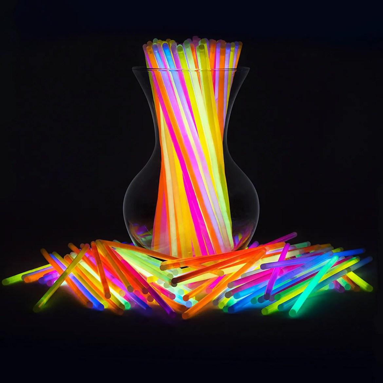 stick sticks inch cyalume red light high chemlight intensity glowing product buy