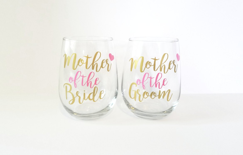 wedding wine glasses