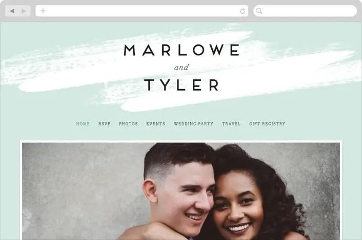 do you really need a wedding website pros vs cons