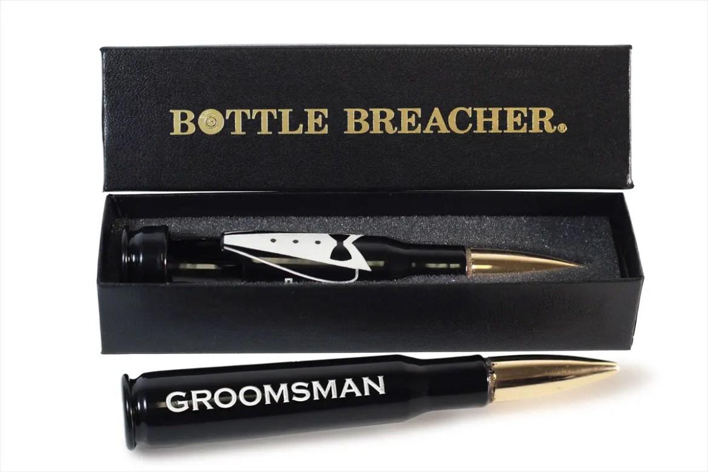 personalized bottle opener by bottle breacher