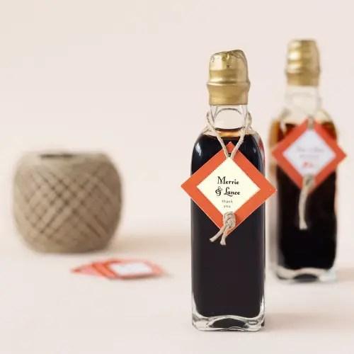 wedding favors ideas - mini oil favors via http://shrsl.com/153uz