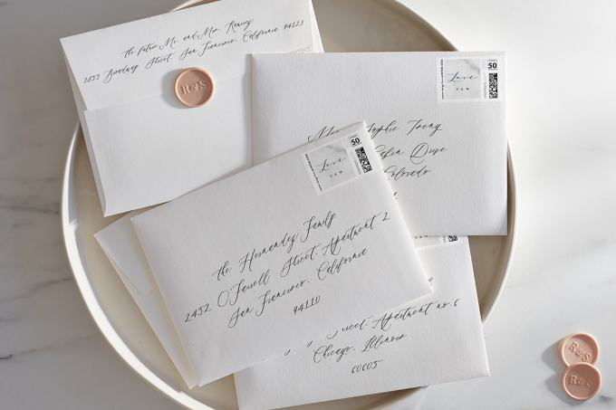 where to buy envelopes for wedding invitations