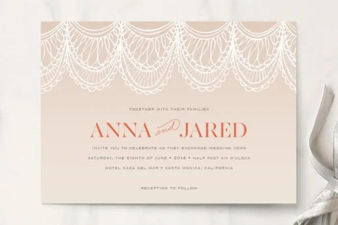print your own wedding invitation