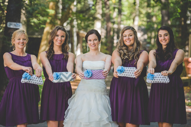 pick your bridesmaids via 7 newly engaged things to do via emmalinebride.com