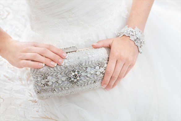NEW → 7 Glamorous Bridal Accessories from Cloe Noel for 2016