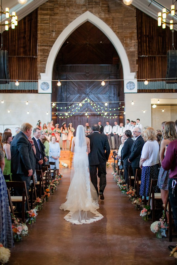 Real Weddings:  Brooklyn Arts Center in Downtown Wilmington