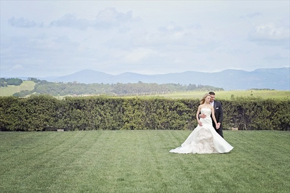 White Ivory Photography - Carneros Inn Wedding