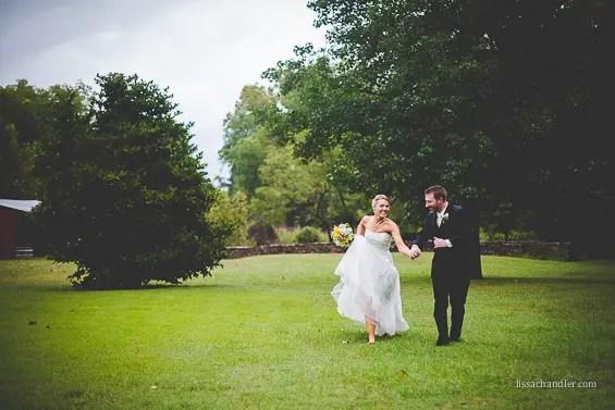 Lissa Chandler Photography - Creekwood Gardens Wedding