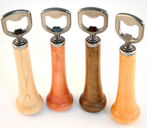 Groomsmen Will Love These Baseball Bat Bottle Openers