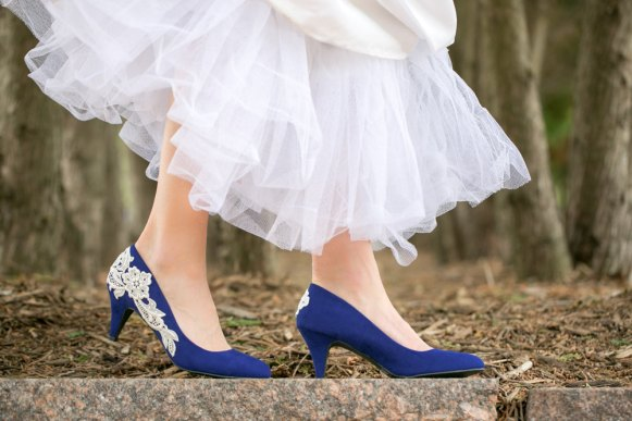 blue-suede-wedding-shoes-with-lace