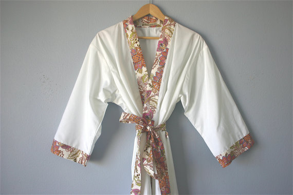 Bridesmaid Robes (by Modern Kimono)