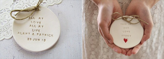 ceremony ring dishes - 8 Perfect Ceremony Accessories