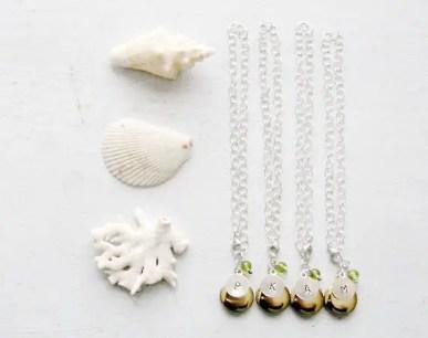 charm lockets for bridesmaids