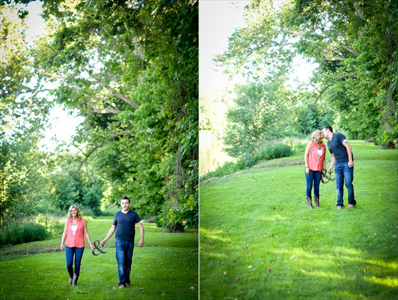 Liv Hefner Photography - Parkersburg engagement photographer