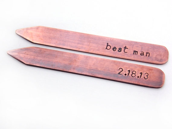 What's Hot in The Marketplace - 9.12.13 - collar stays by block and hammer