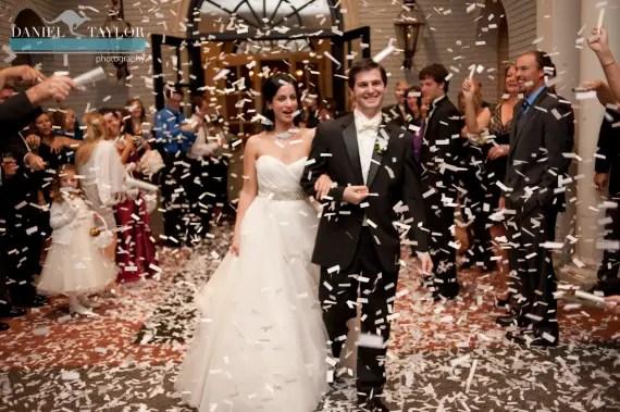 Confetti, Flutter Fetti // Alternative to Sparklers for Wedding Grand Exits