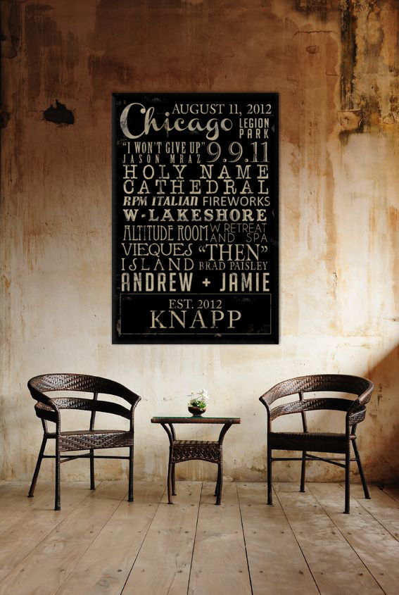 custom canvas for engagement