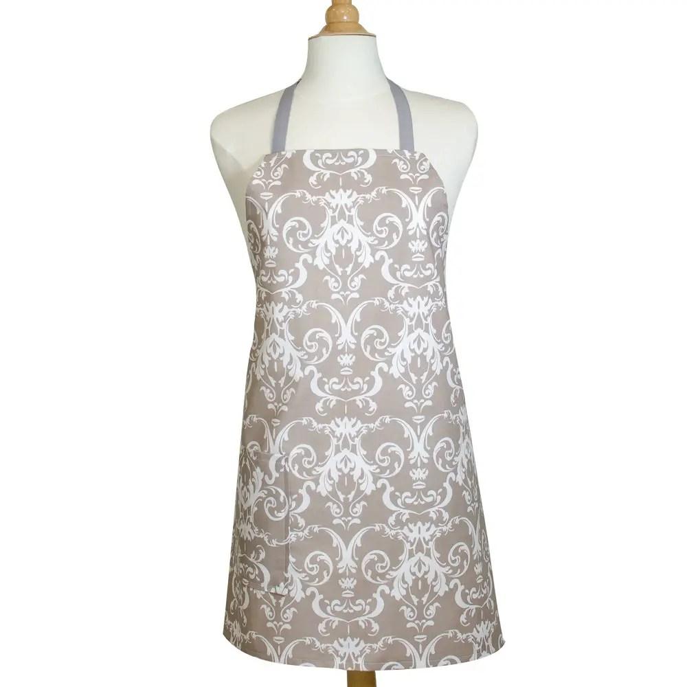 damask apron