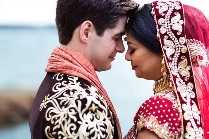 Indian-danversport-yacht-club-wedding - http://emmalinebride.com/real-weddings/indian-wedding-at-danversport-yacht-club/