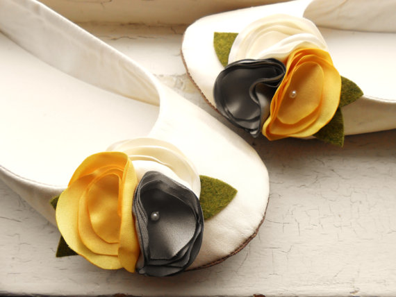 What's Hot in The Marketplace - wedding shoes by good little things