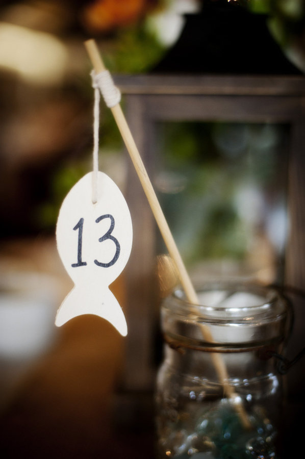 fishing table number