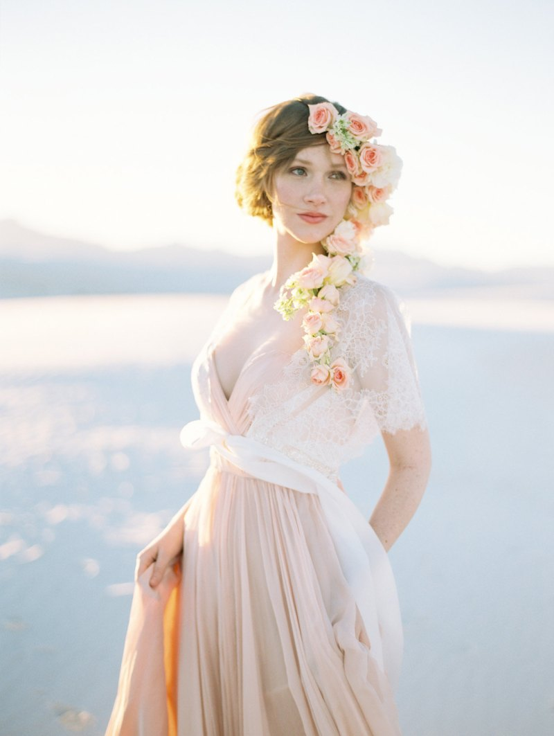 floral bridal cover up | bridal cover ups | http://emmalinebride.com/bride/wedding-cover-ups/