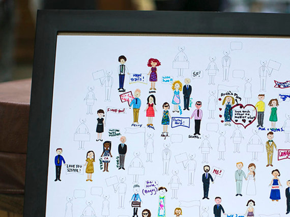 Character Guest Book (by Forever Heyday)