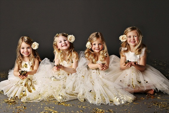 formal flower girl dresses