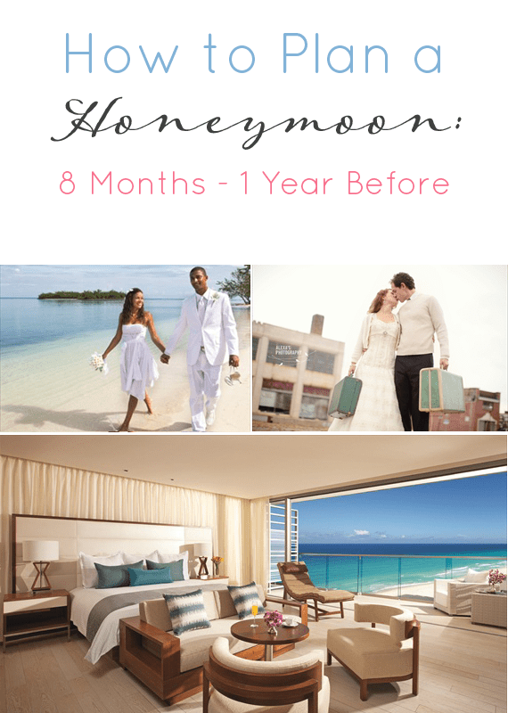 How to Plan a Honeymoon