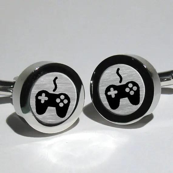 groomsmen gamer cufflinks - Best Groomsmen Gifts