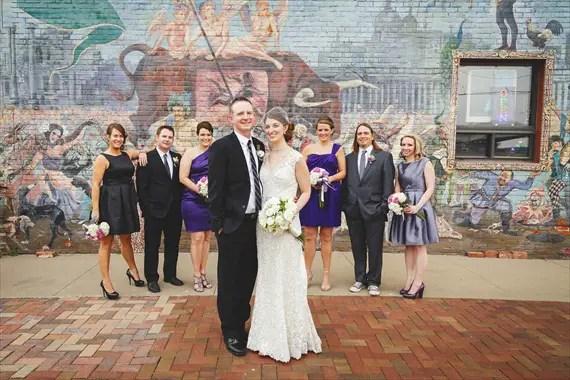 Rachael Schirano Photography - Contemporary Arts Center Wedding