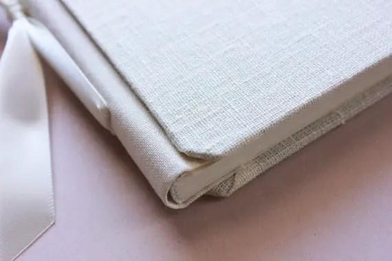 Handmade Guest Book (by Alternative Journals)