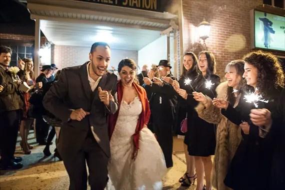 BG Productions Photography & Videography - Retro Philadelphia Wedding