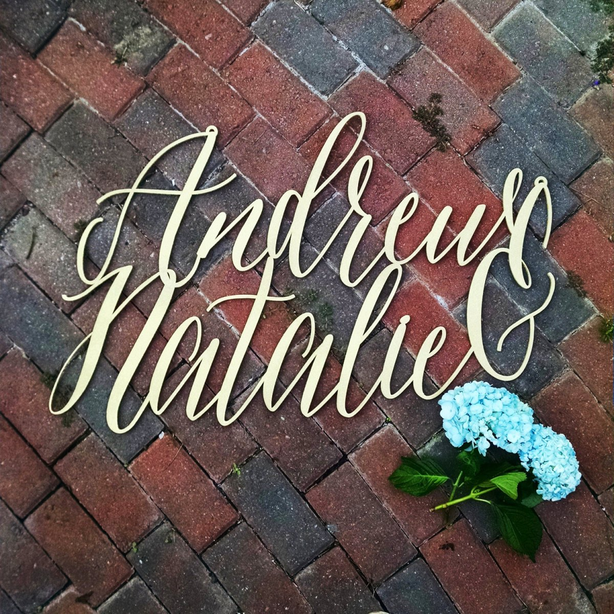 Home Is Wherever I M With You Wood Sign Home Decor: Large Wooden Name Signs → Decor Idea