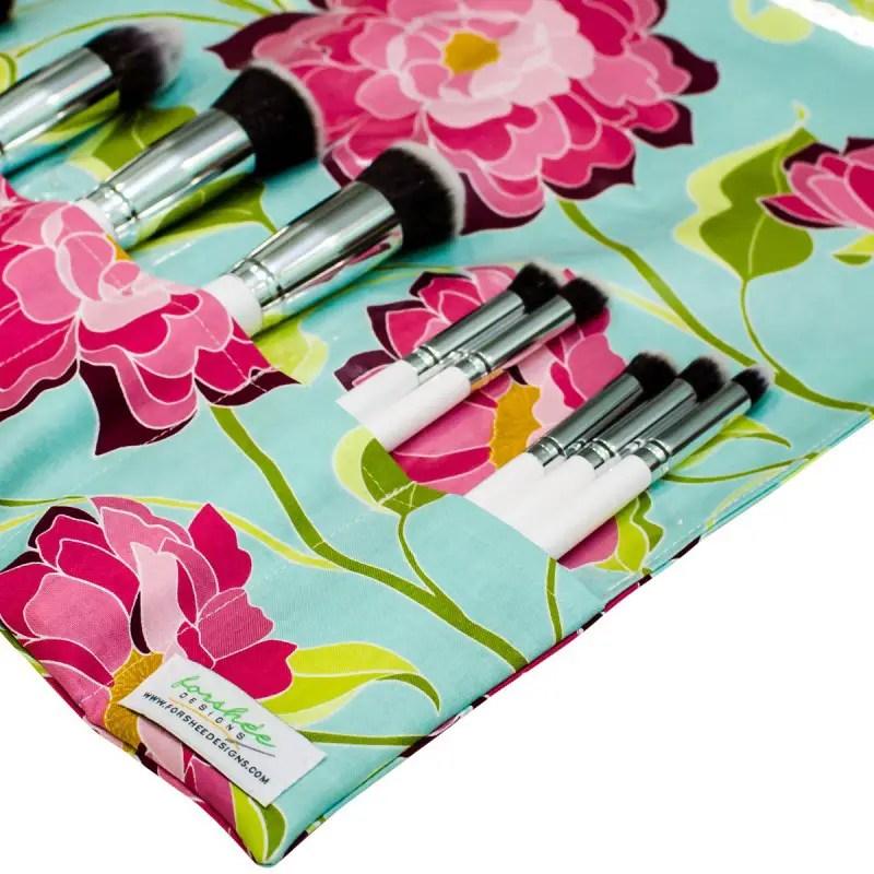 makeup brush roll