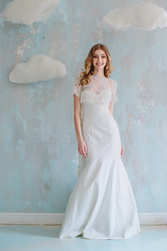 30 Best Etsy Wedding Dresses - $800 or less
