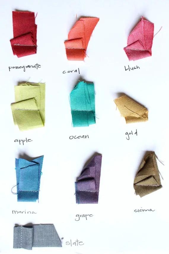 monogram cosmetic bags